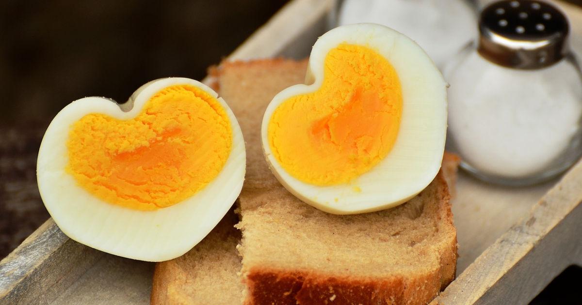 19 proteinreiche Lebensmittel Titelbild