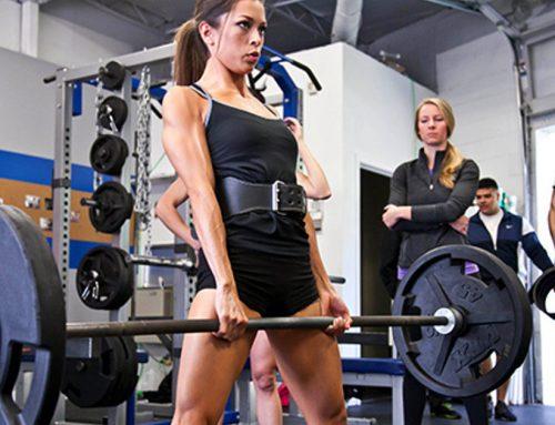 3 Gründe, warum Frauen Kreuzheben machen sollten