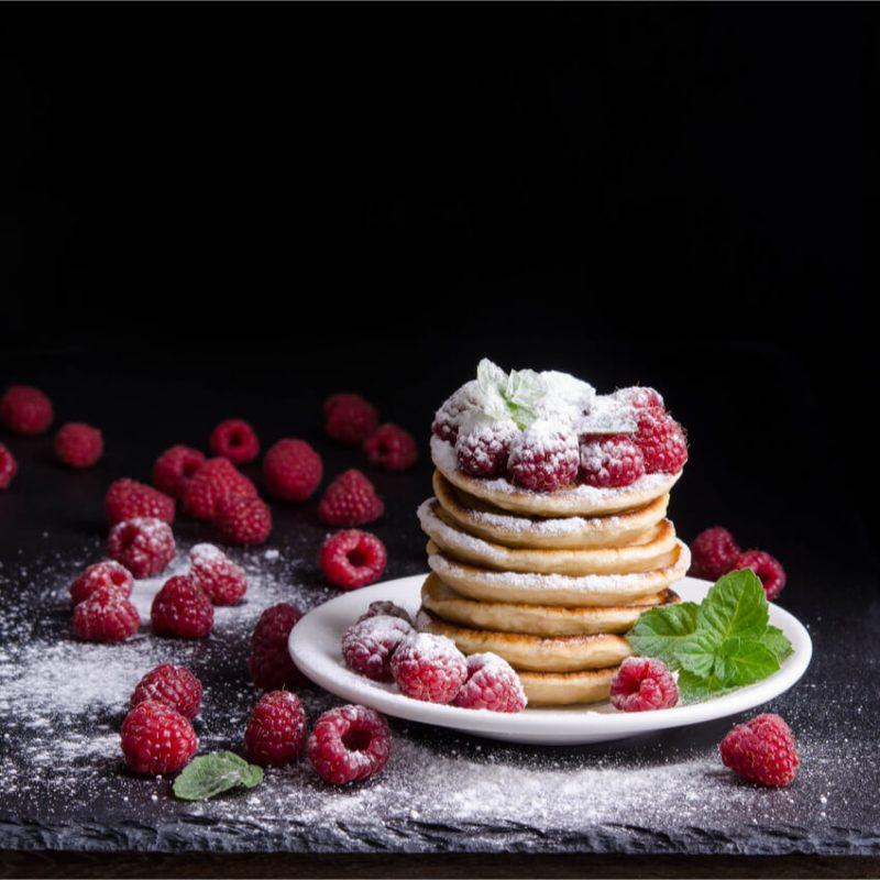 Low Carb Pfannkuchen Titelbild