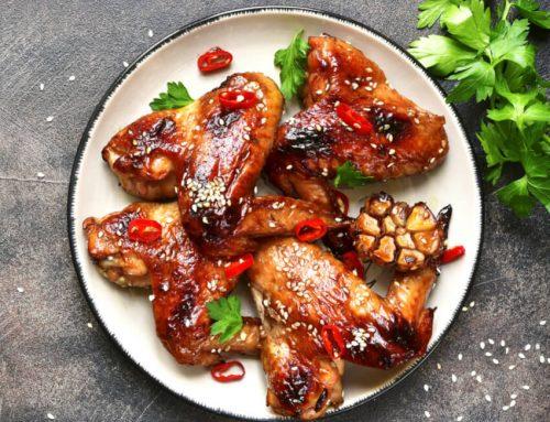 Spicy Hähnchenflügel – Die beste Hähnchen Marinade