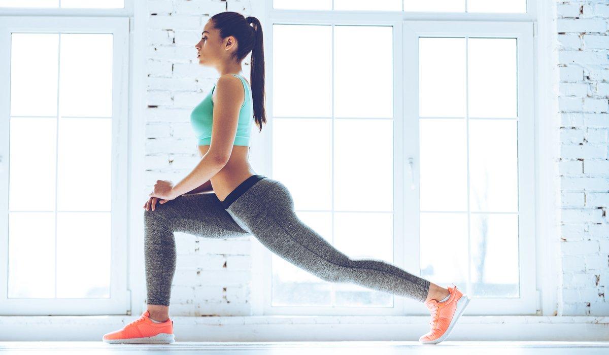 Po Training mit den richtigen Übungen