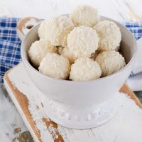 Low Carb Raffaelo Rezept
