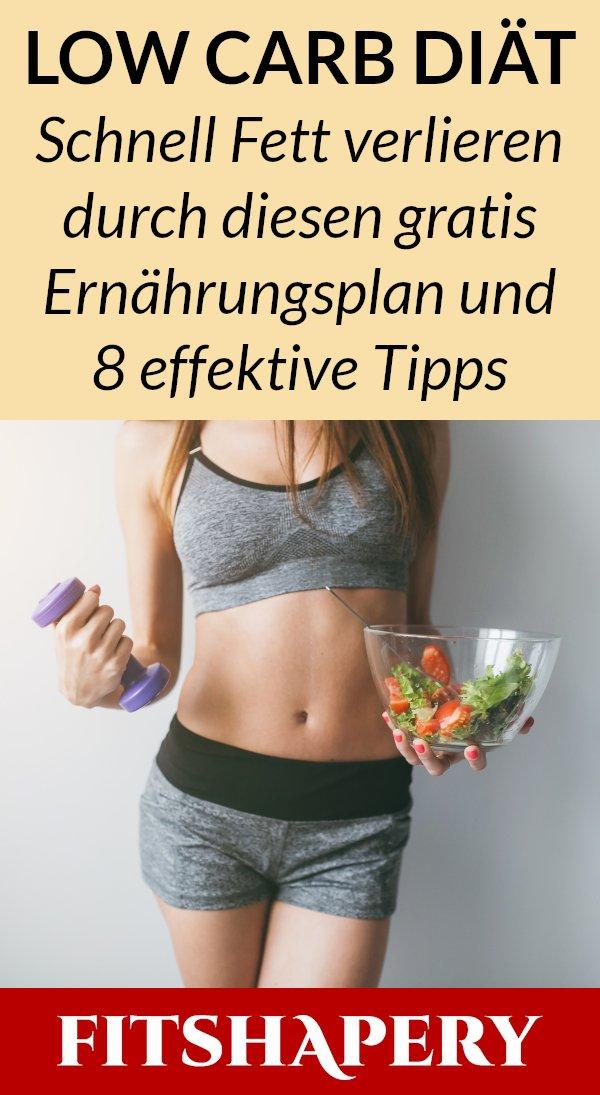 Low Carb Ernährung zum Abnehmen