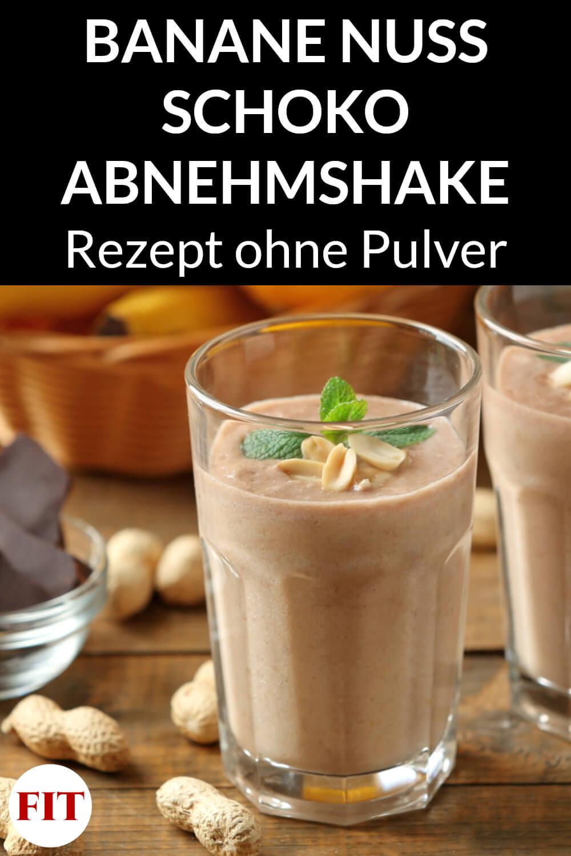 Abnehmshake Rezept