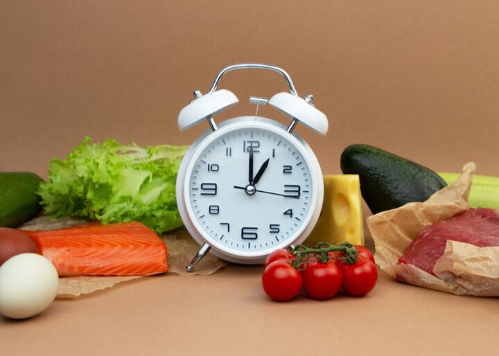 Ernährung beim Intervallfasten