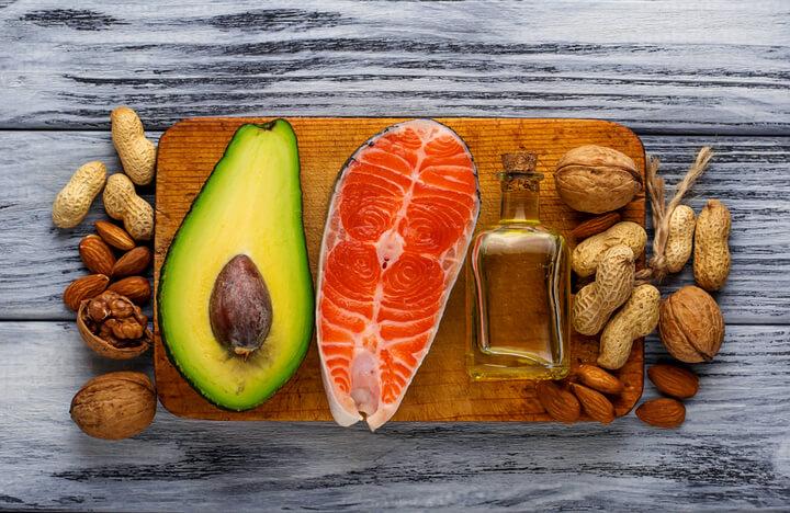 Gesunde Fette zum Abnehmen