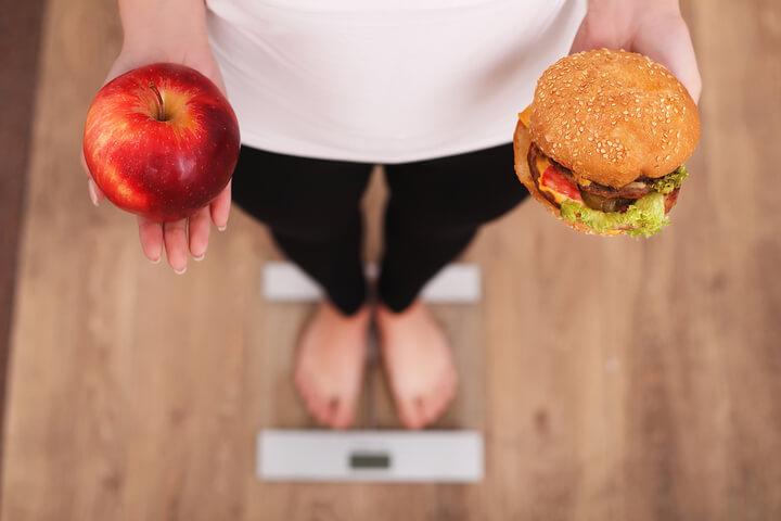 Keine strengen Diäten zum Abnehmen
