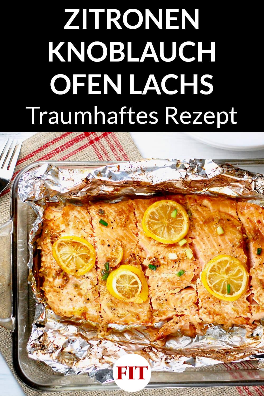 Ofen Lachs Rezept