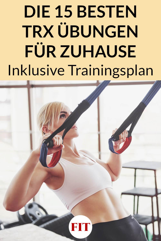 Sling Trainer Übungen für zuhause