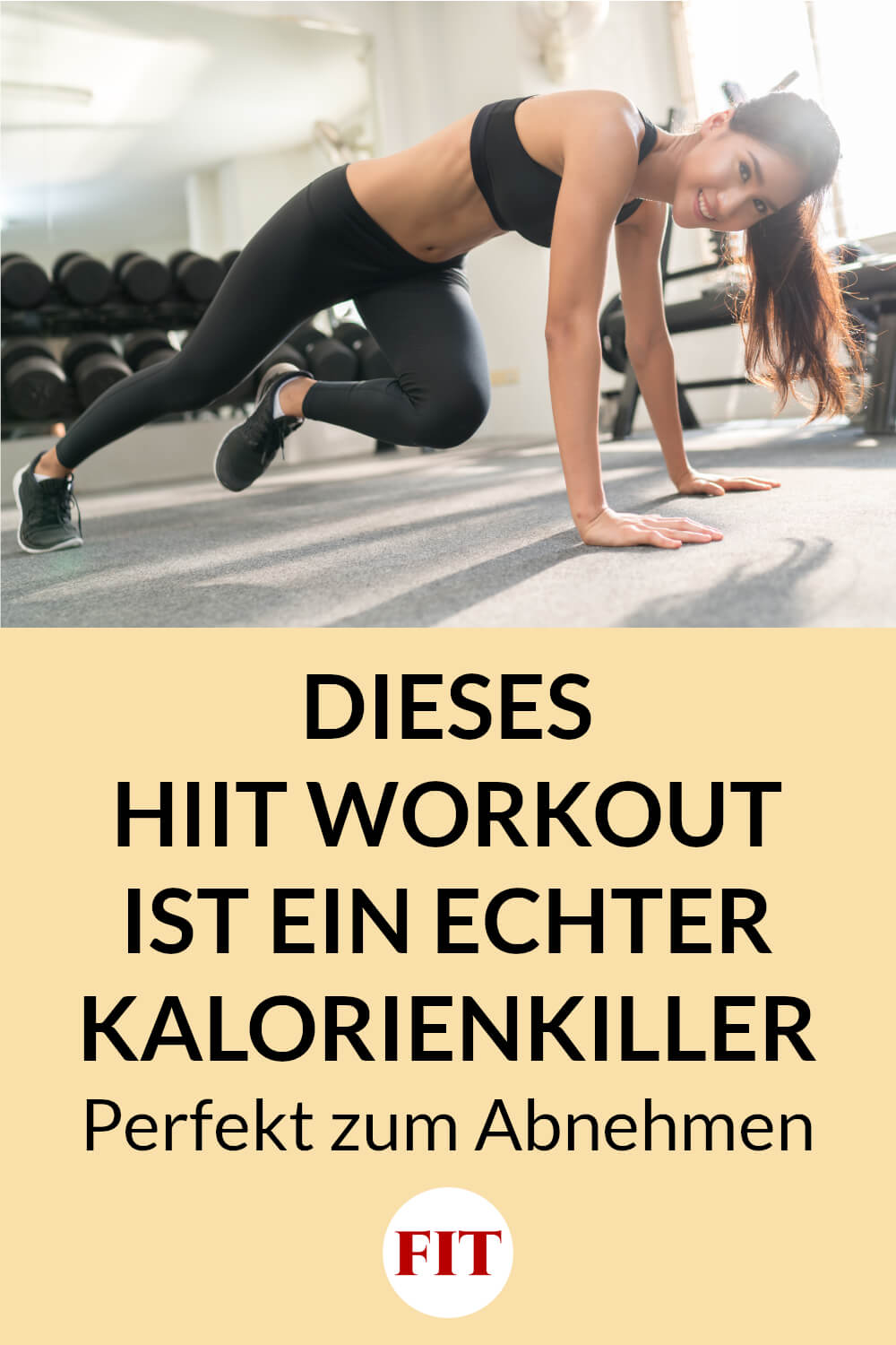 HIIT Home Workout