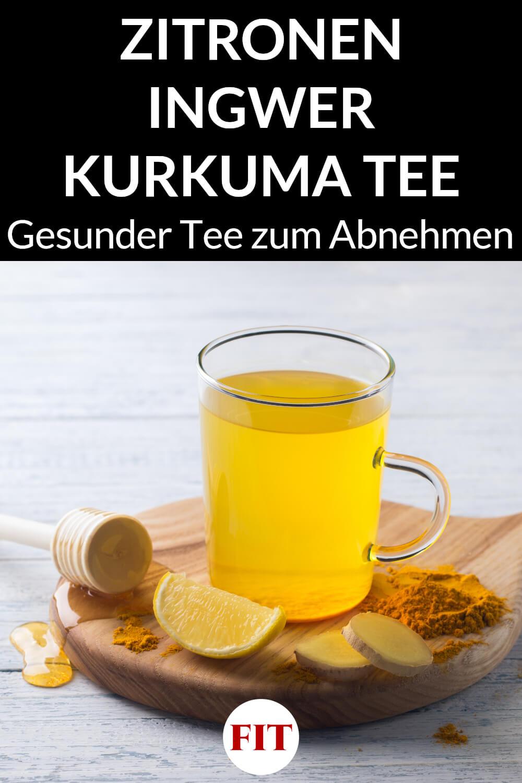 Kurkuma Tee Rezept