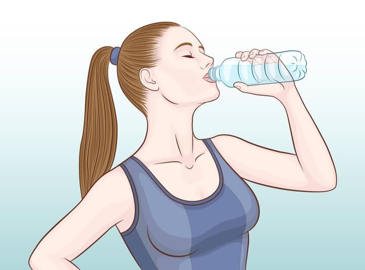 Abnehmen durch ausreichendes Trinken